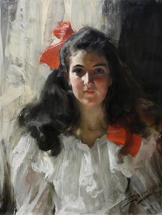 Marie Cohn. Anders Zorn