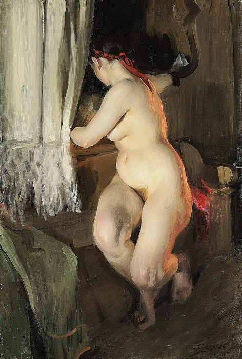 Twisted. Anders Zorn
