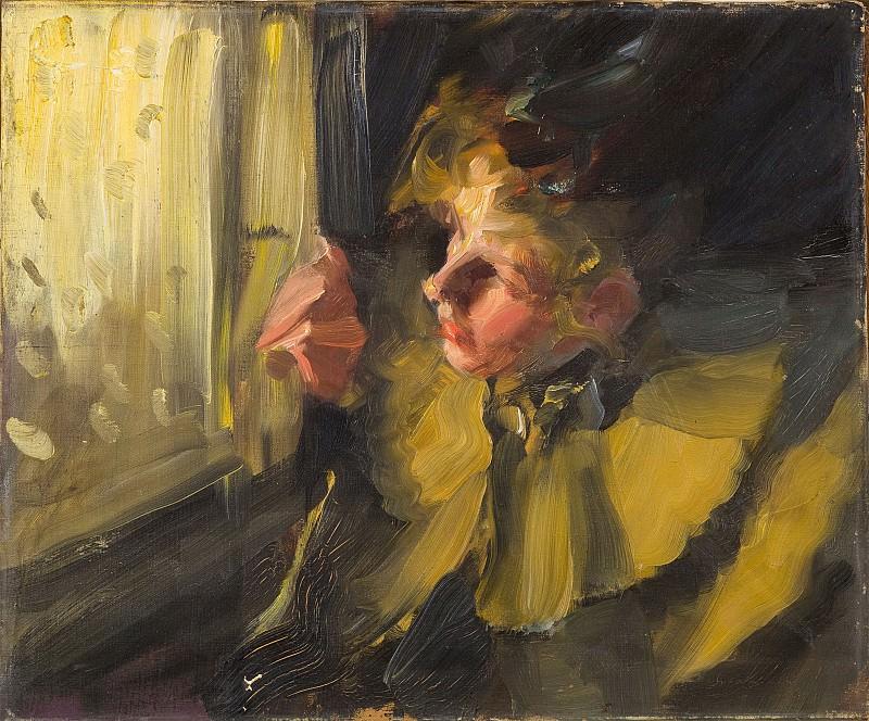 Omnibus (study). Anders Zorn