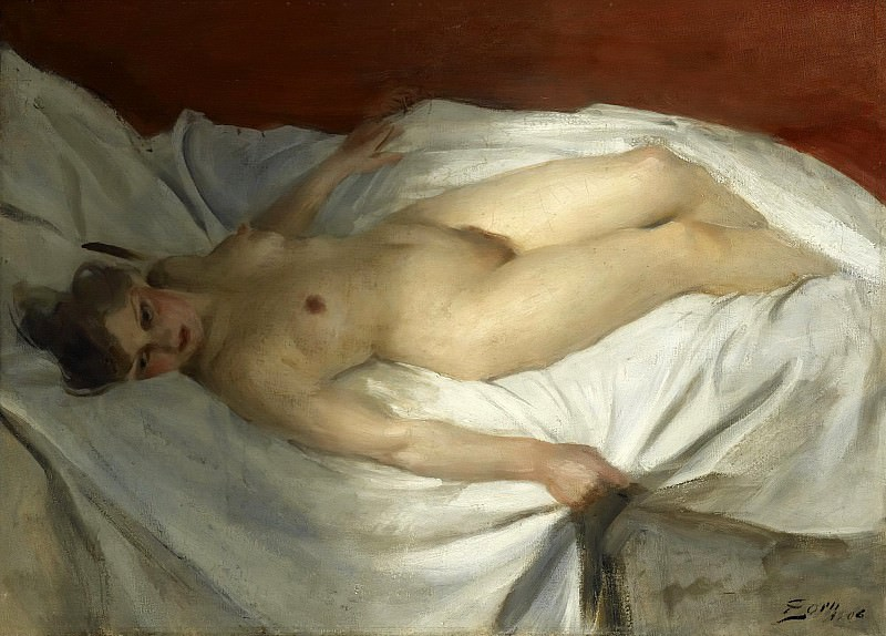 THE AWAKENING. Anders Zorn