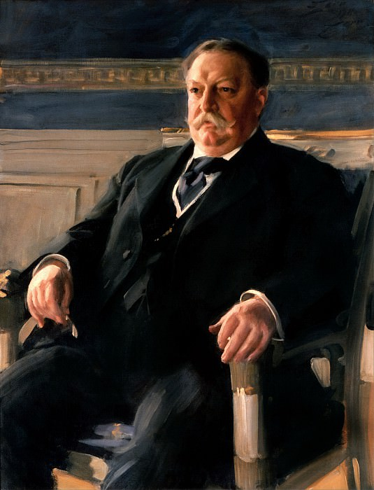 William Howard Taft. Anders Zorn