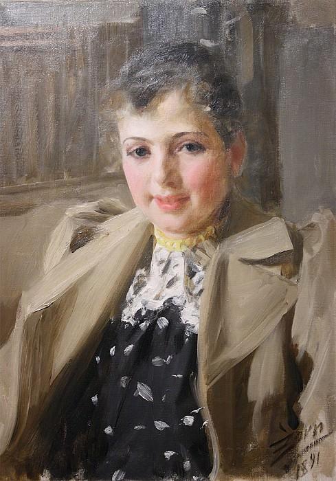 Magda Geber. Anders Zorn