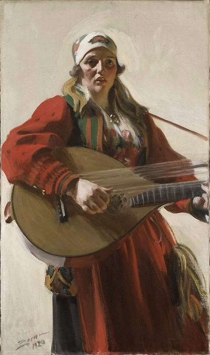 Home Tunes. Anders Zorn