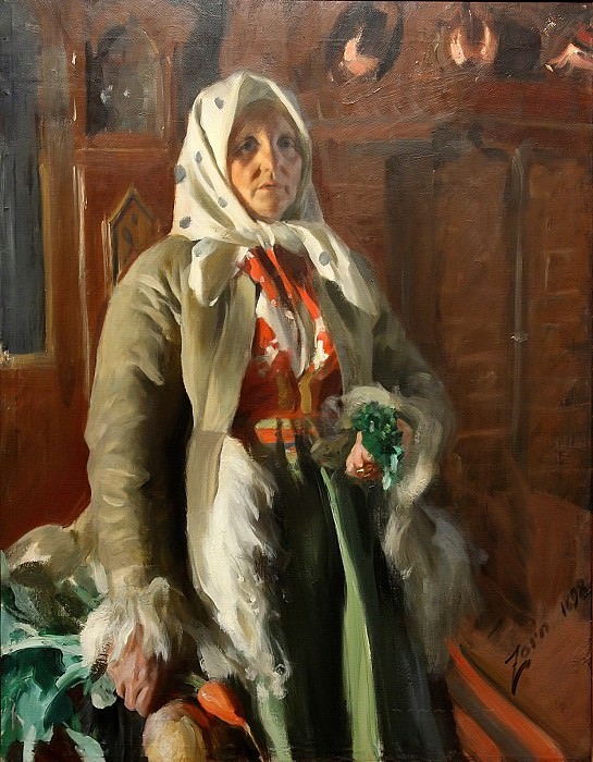Mona. Anders Zorn