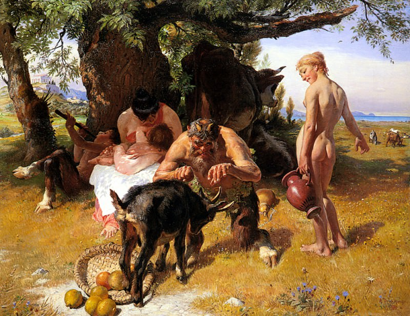 Grob Conrad Bacchanale. Swiss artists