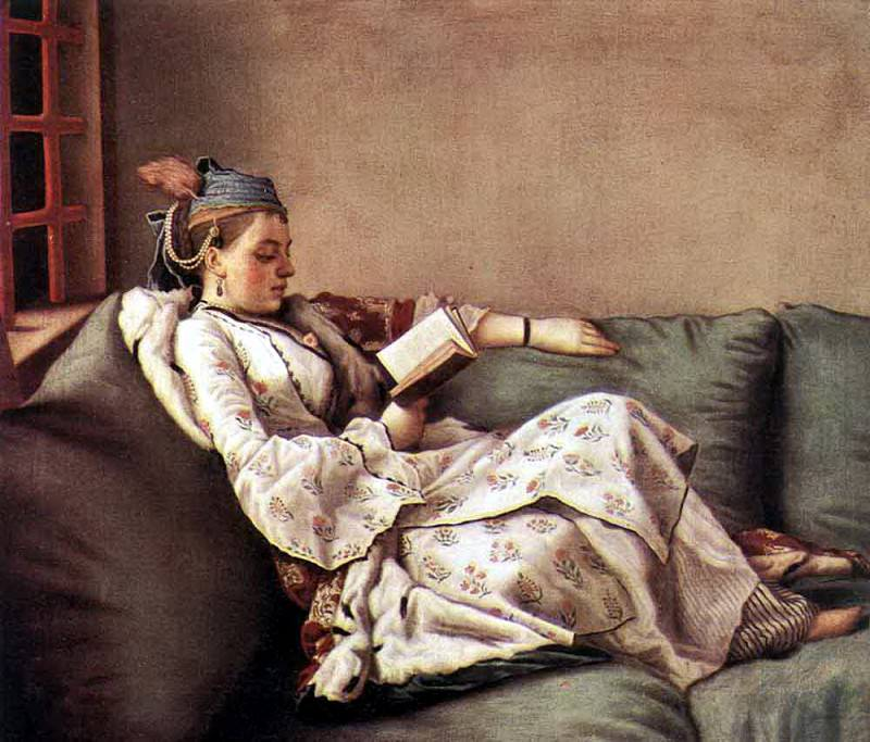 LIOTARD Etienne Marie Adalaide. Swiss artists