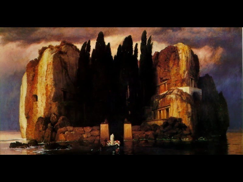 Island of the Dead2. Swiss artists