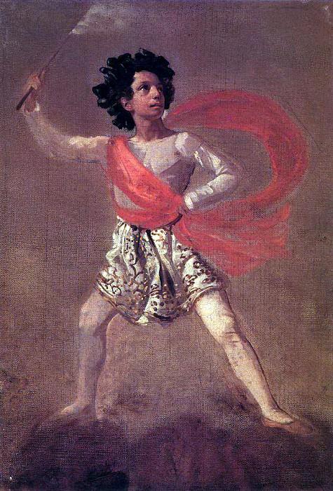voltigeurs. 1828-1830. Karl Pavlovich Bryullov