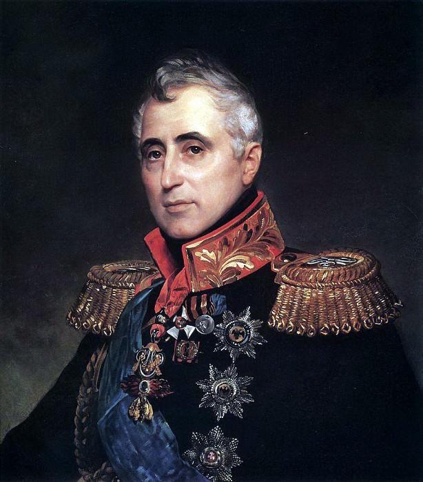 Portrait gr. K. A. Pozzo di Borgo. 1833-1835. Karl Pavlovich Bryullov
