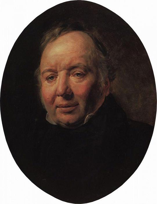Портрет итальянского адвоката Франческо Аскани. 1834. Карл Павлович Брюллов