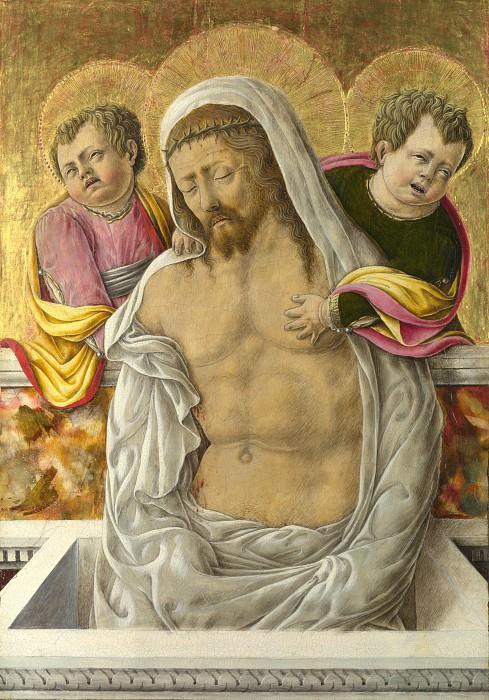 Джорджо Скьявоне - Оплакивание Христа. Часть 3 Национальная галерея