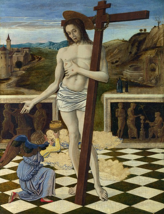 The Blood of the Redeemer. Giovanni Bellini