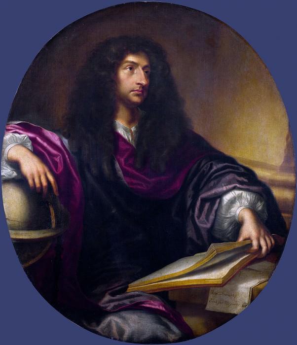 Габриэль Ревель - Портрет астронома. Часть 3 Национальная галерея