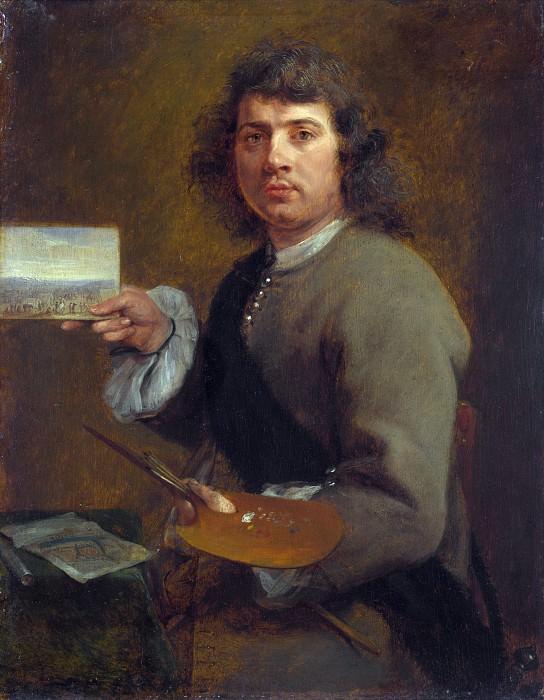 Gonzales Coques - Sight (Portrait of Robert van den Hoecke). Part 3 National Gallery UK