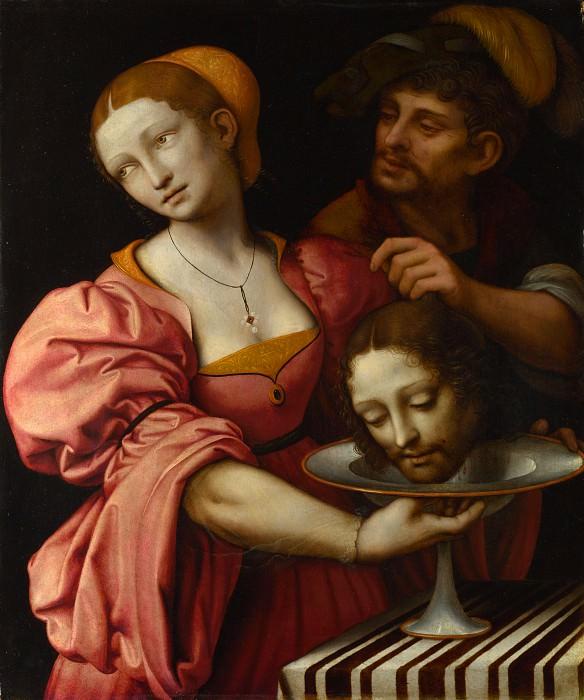 Giampietrino - Salome. Part 3 National Gallery UK