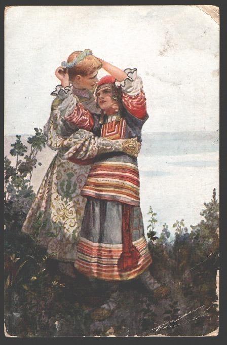 idyll. Sergey Sergeyevich Solomko