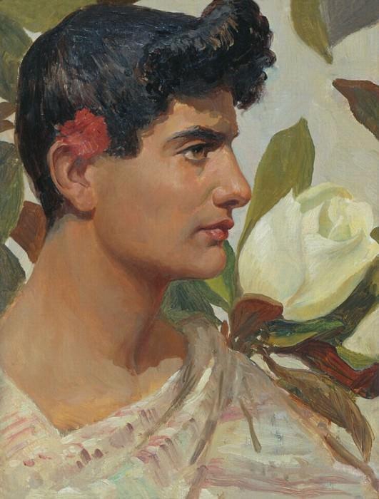 Head boy Roman. Sergey Sergeyevich Solomko