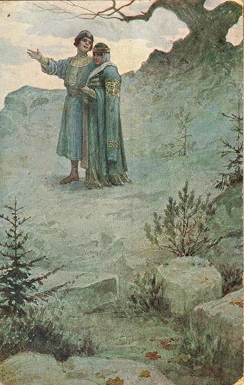 Pledge. Sergey Sergeyevich Solomko