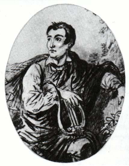 Мицкевич А. (1824-1825). Орест Адамович Кипренский