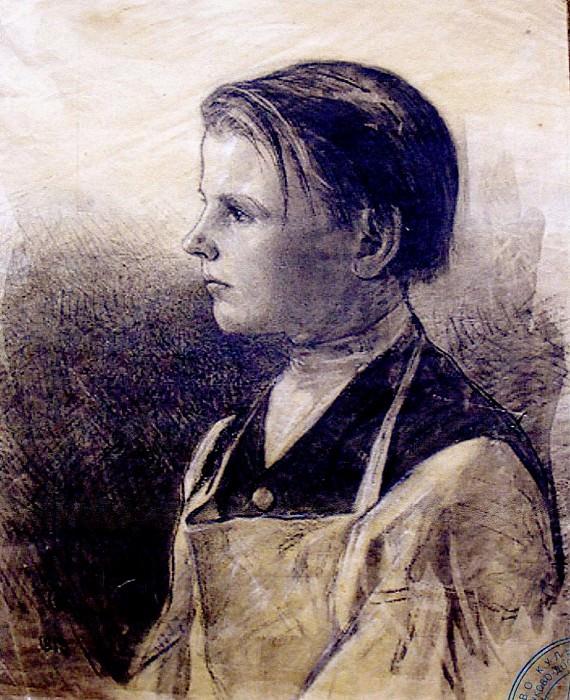 Apprentice. B., um. K., yr. 50h39. Orest Adamovich Kiprensky