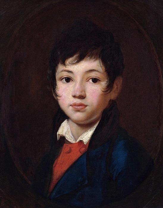 Portrait of Alexander Alexandrovich Chelishchev. Orest Adamovich Kiprensky