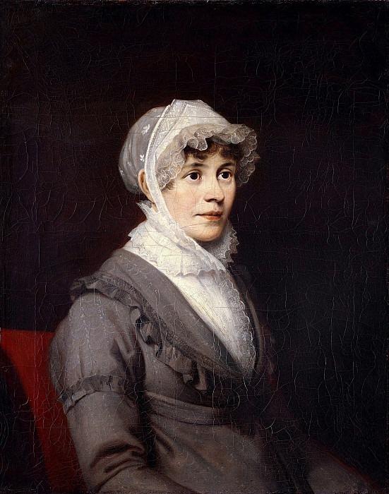 Portrait of Countess Ekaterina Petrovna Rostopchina. 1809 H., M. 77x61 TG. Orest Adamovich Kiprensky