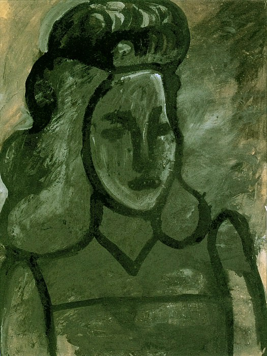 1945 InКs. Pablo Picasso (1881-1973) Period of creation: 1943-1961