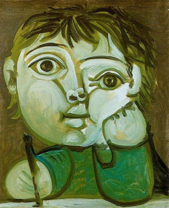 1951 Claude Вcrivant. Пабло Пикассо (1881-1973) Период: 1943-1961