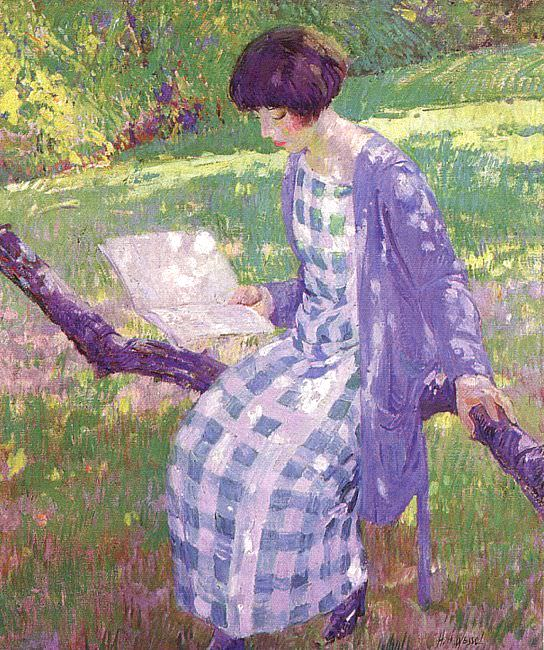 Wessel, Herman H. (American, 1878-1969) 3. American artists