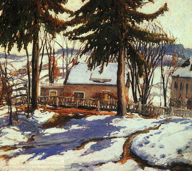 Reiffel, Charles (American, 1862-1942). American artists