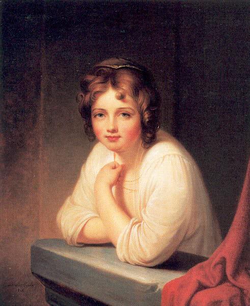 Пил, Рембрандт (1778-1860) #4. Американские художники