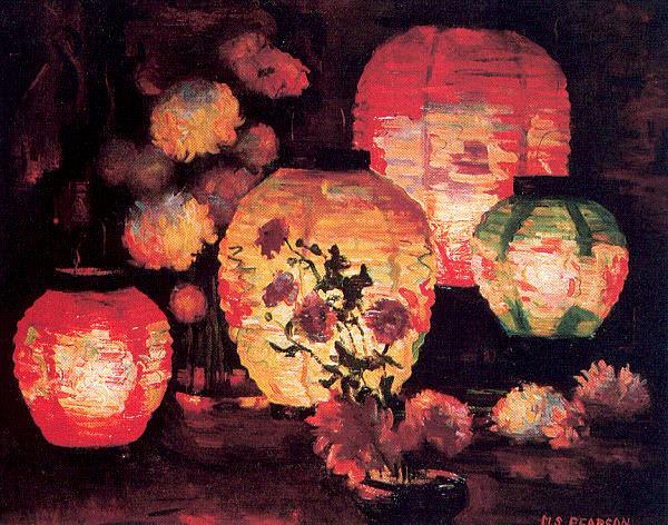 Pearson, Marguerite Stuber (American, 1898-1978). American artists