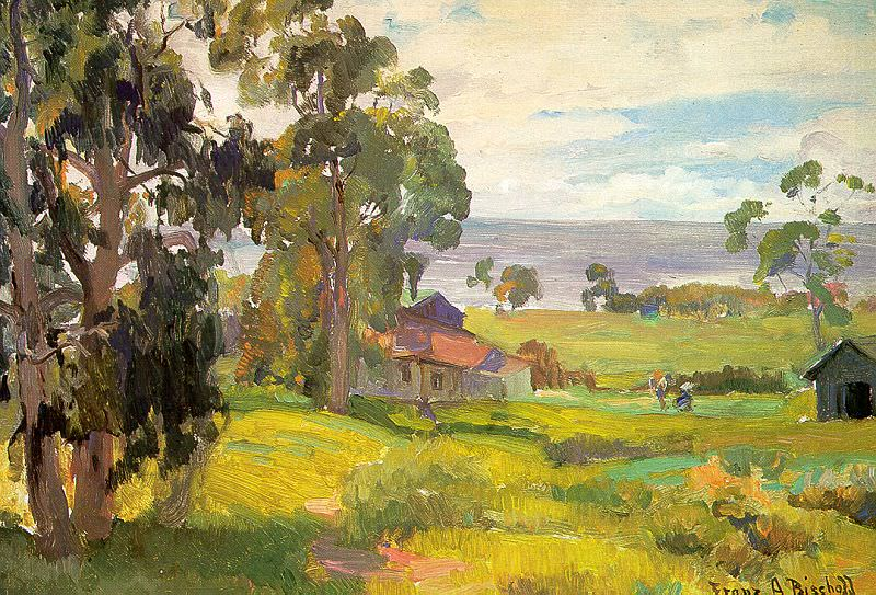 Bischoff, Franz (Austrian, practiced mainly in America, 1864-1929) 1. American artists