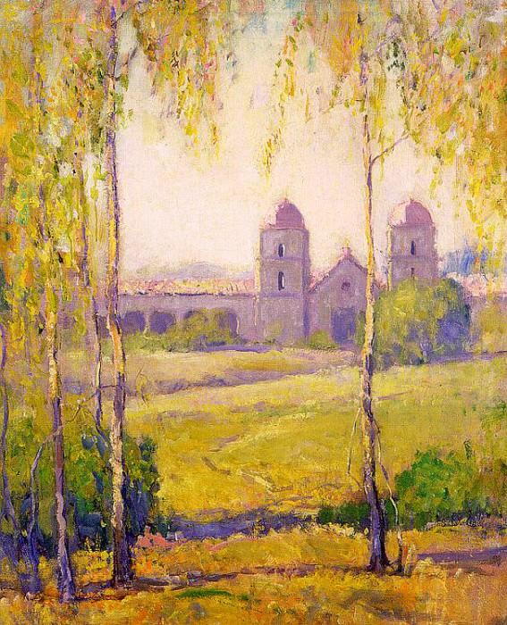 Гилберт, Артур Хилл (1894-1970). Американские художники