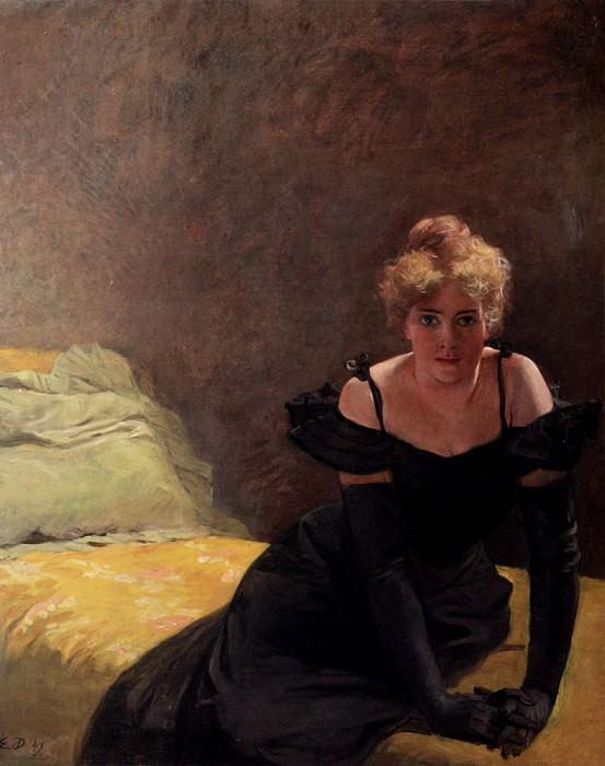 Doepler Emile La Soire. American artists