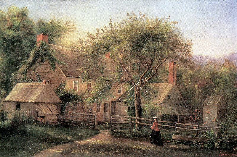 Mount, Evelina (American, 1837-1920). American artists