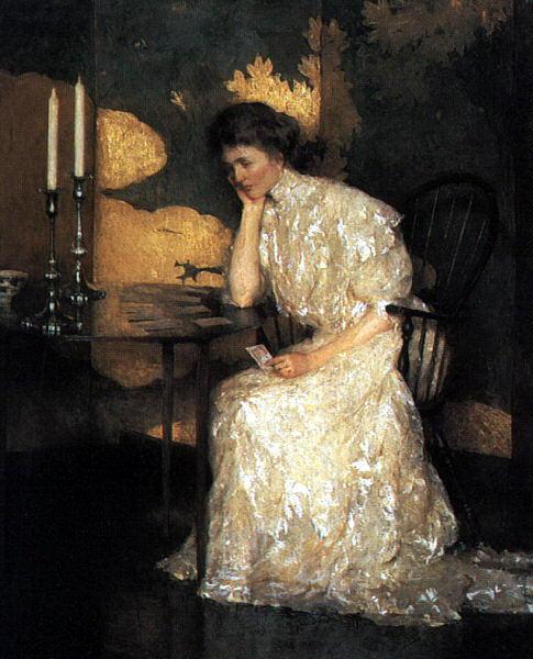 Бенсон, Фрэнк Вестон (1862-1951). Американские художники