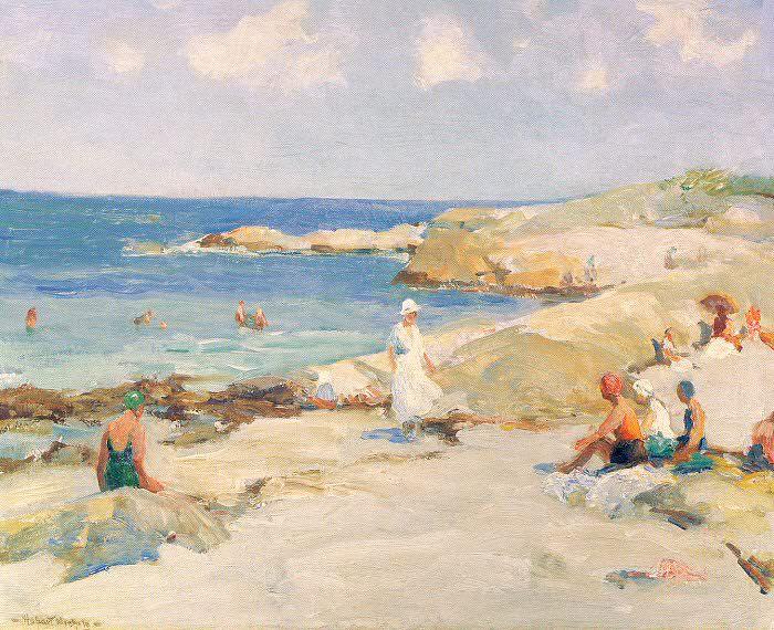 Nichols, Hobart (American, 1869-1962). American artists