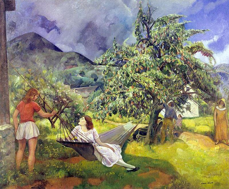 Kroll, Leon (American, 1884-1974). American artists