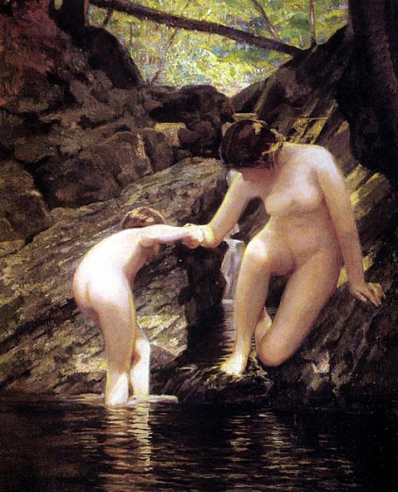 Kendall, William Sergeant (American, 1869-1938). American artists