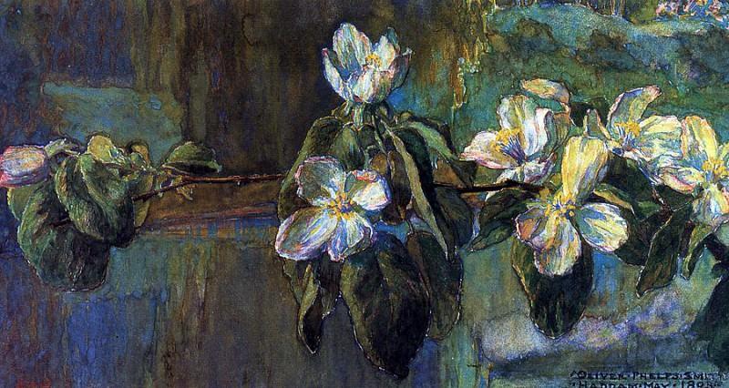 Смит, Оливер Фелпс (1867-....). Американские художники