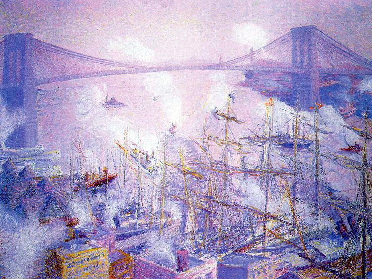 Butler, Theodore (American, 1861-1936) 2. American artists