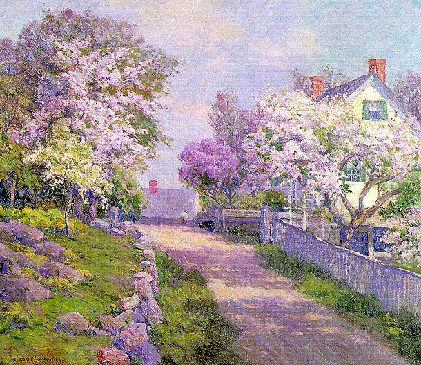 Hardwick, Melbourne (American, 1857-1916). American artists