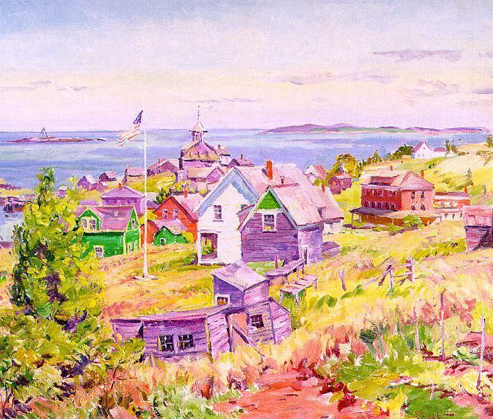Ebert, Charles (American, 1873-1959) 4. American artists