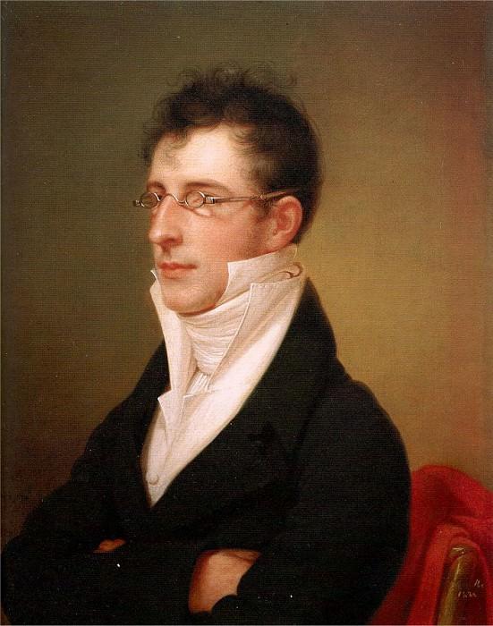 Пил, Рембрандт (1778-1860) #3. Американские художники