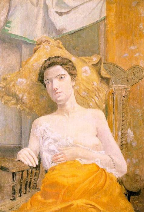 Eilshemius, Louis (American, 1864-1941) 1. American artists
