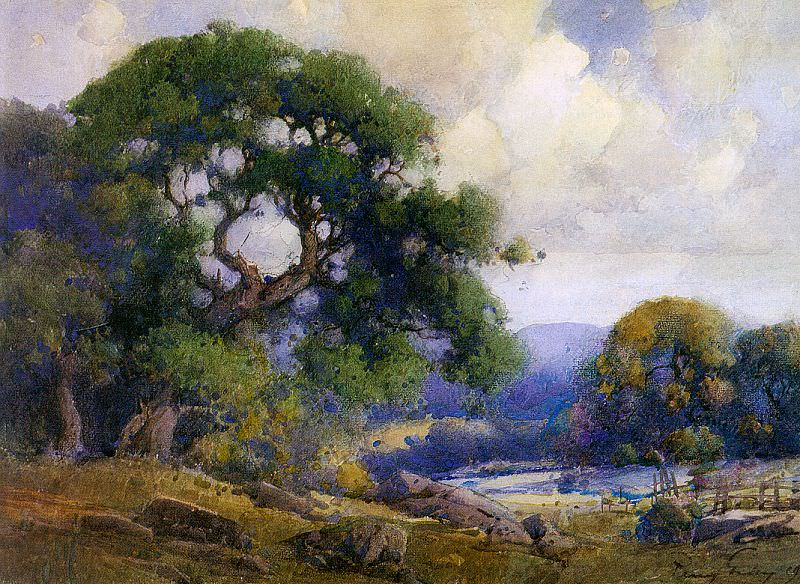 Gray, Henry Percy (American, 1869-1952). American artists