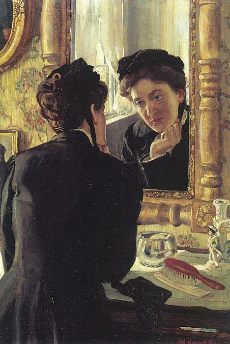Leach, Ethel Pennewill Brown (American, 1878-1959). American artists