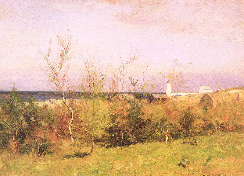 Picknell, William Lamb (American, 1853-1897) 2. American artists