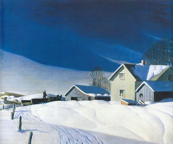 Николз, Дейл (1904-95). Американские художники
